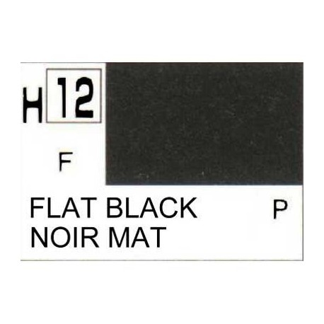 AQUEOUS FLAT BLACK