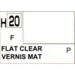 AQUEOUS FLAT CLEAR