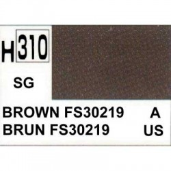 AQUEOUS BROWN FS30219