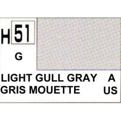 AQUEOUS GLOSS LIGHT GULL GRAY
