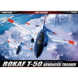 ROKAF T-50 ADVANCED TRAINER
