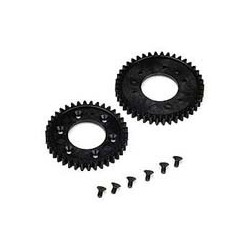 PD9060 1ST/2ND SPUR GEAR, TA