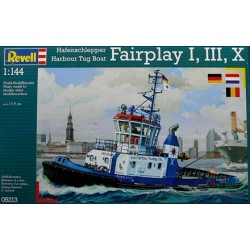 Hafenschlepper/harbour Tug Boat Fairplay I,III,X