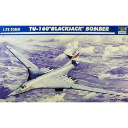 TU-160 Blackjack Bomber