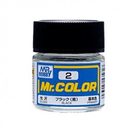 MR. COLOR GLOSS BLACK