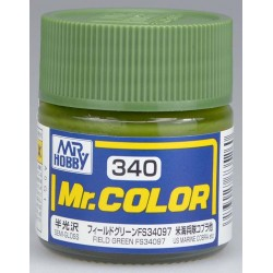 MR COLOR FIELD GREEN FS34097