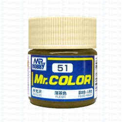 MR COLOR SEMI GLOSS FLASH