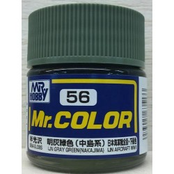 MR COLOR SEMI GLOSS IJN GRAY GREEN