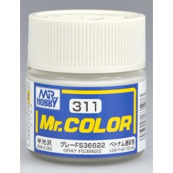 MR COLOR SEMI GLOSS GRAY FS36622