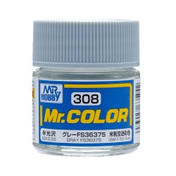 MR COLOR SEMI GLOSS GRAY FS36375
