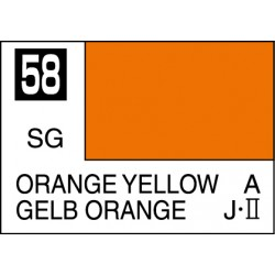 MR COLOR SEMI GLOSS ORANGE YELLOW