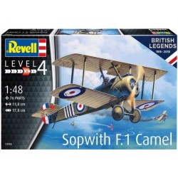 Sopwith Camel British Legends 100 Years