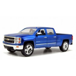 CHEVY SILVERADO 2014 METALIC BLUE