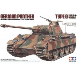 GERMAN PANTHER TIPE G EARLY VERSION
