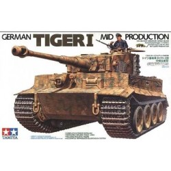 GERMAN TIGER I MID PRODUTION