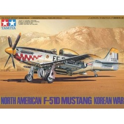 P-51D MUSTANG KOREAN WAR