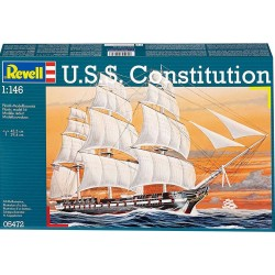 U.S.S. CONSTITUTION - OLD IRONSIDE