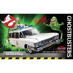 GHOSTBUSTERS ECTO-1 SLIMER FIGURE