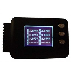 CELL VOLTAGE MONITOR & ALARM