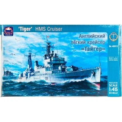 HHMS CRUISER TIGER RUSSIAN NAVY BATTLESHIP