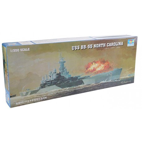 BB-55 NOTH CAROLINA BATTLESHIP