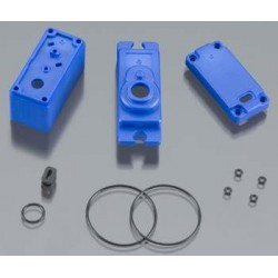 SERVO CASE/GASKETS (FOR 2080 MICRO SERVO)