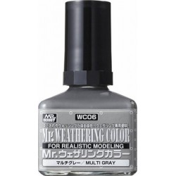 MR. WEATHERING COLOR 06 - MULTY GRAY 40ml